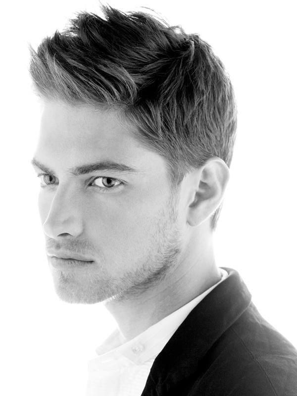 Outstanding 1000 Images About Men Hairstyles On Pinterest Men39S Haircuts Short Hairstyles Gunalazisus