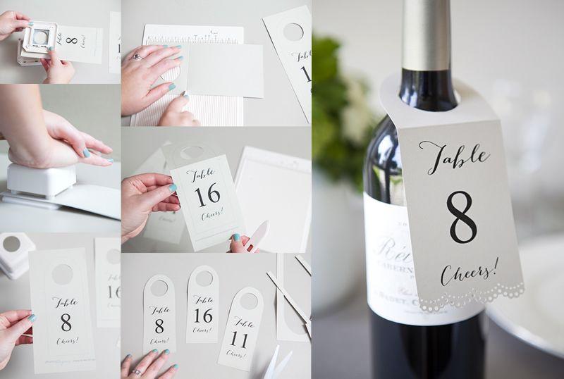 無料テンプレート付きのペーパーアイテムアイディア Less Is Beautiful ウエディング テーブル 結婚式 テーブル 結婚式 のテーブルセット
