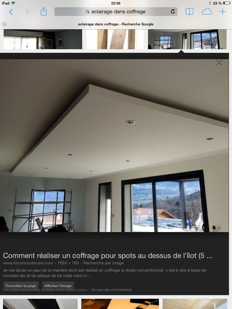 Faux plafond deco faux plafond salon ba13 plafond et - Faux plafond suspendu lumineux ...