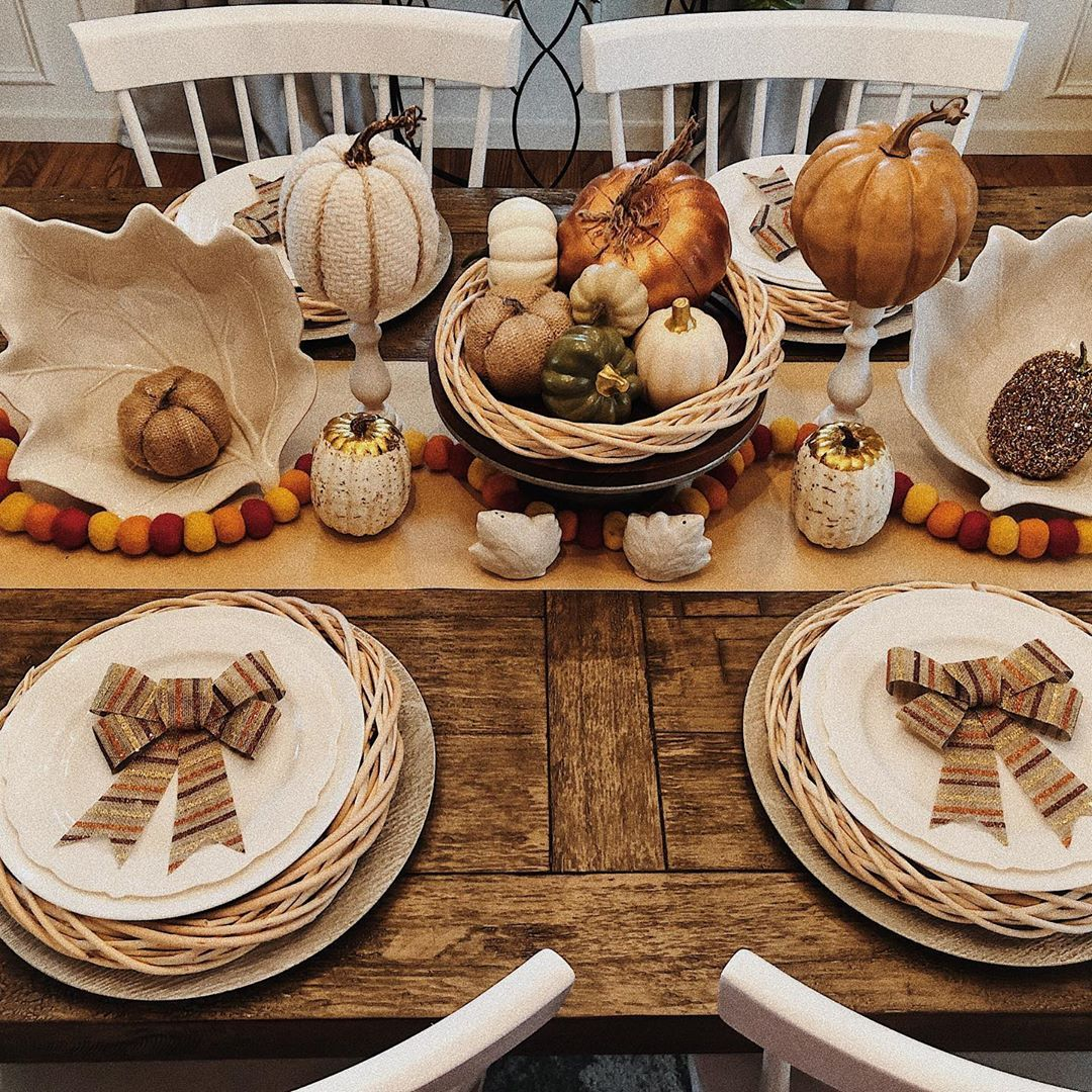 Love the traditional colors used in this Thanksgiving ...