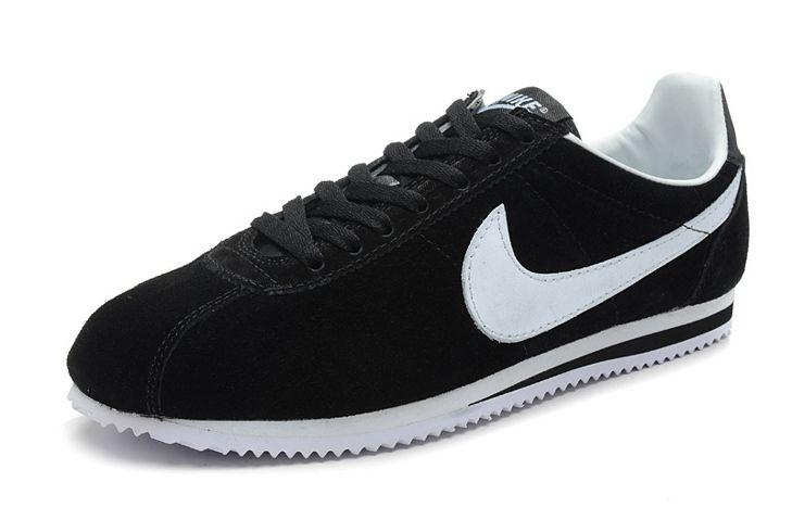 Nike Cortez Yoth Black White Shoes