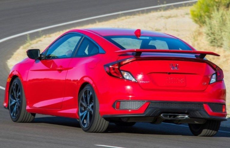 2020 Honda Civic Si Sedan Changes Release Date Price Honda Civic Si Honda Civic Honda