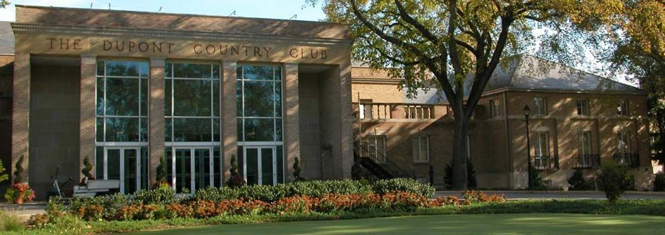 DuPont Country Club, Wilmington, DE - Posted by Kenneth Hart, Architect
