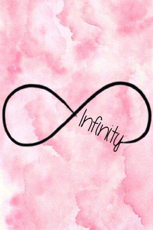 Pink Infinity Love Symbol Wallpaper Infinity Paintings
