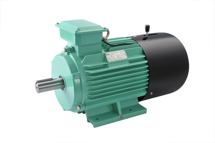 Yej Series Three Phase Ac Asynchronous Induction Electric Brake Motor Induction Motor Electric Motor