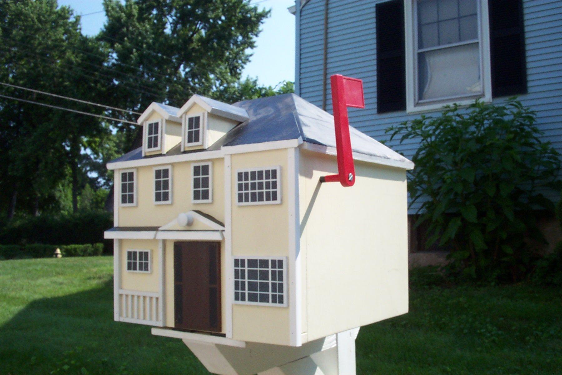 Mailbox That Enhances The Home