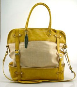 Chinese Laundry Double Handle Shoulder Bag