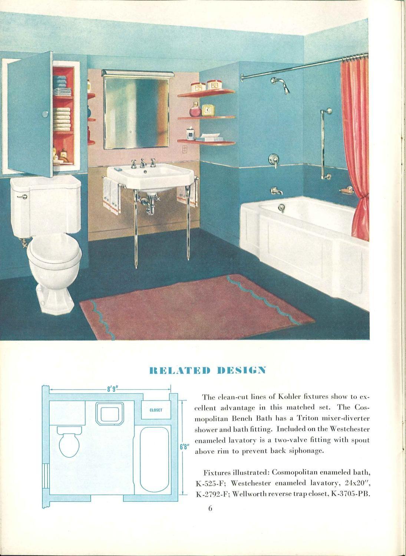 Kohler plumbing fixtures of first quality. | Wnętrza | Pinterest ...