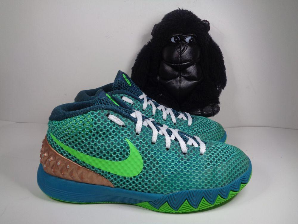 Kids Nike Kyrie 1 Gs Basketball Shoes Australia Size 5 Youth 717219 333 Nike Basketballshoes Nike Kyrie Nike Basketball Shoes