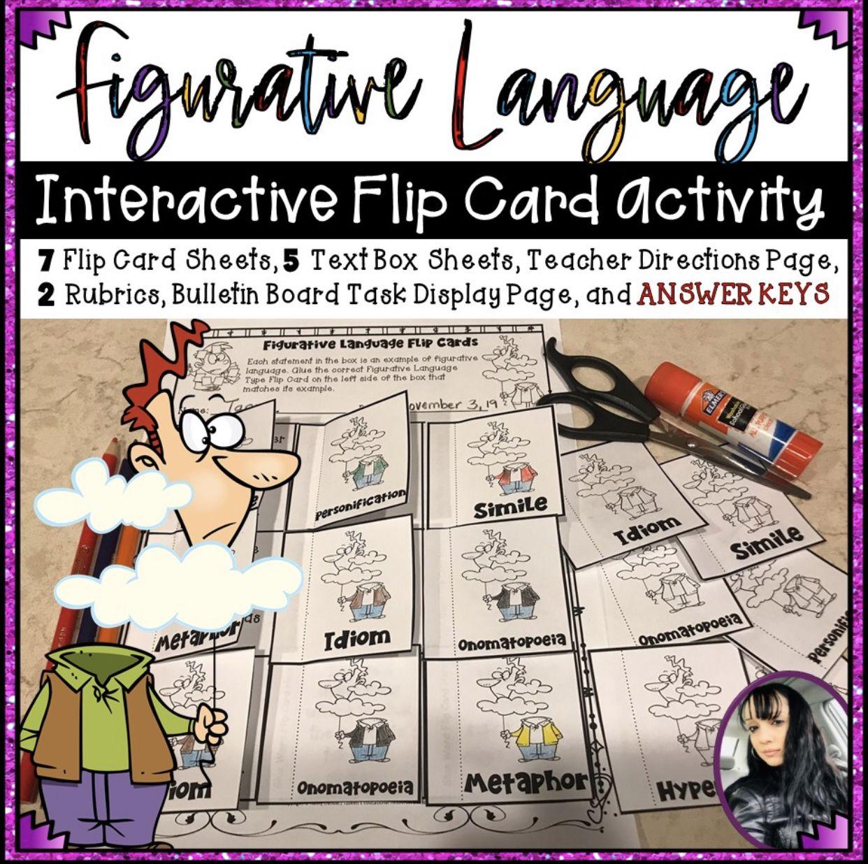 Figurative Language Bundle 501 Pages
