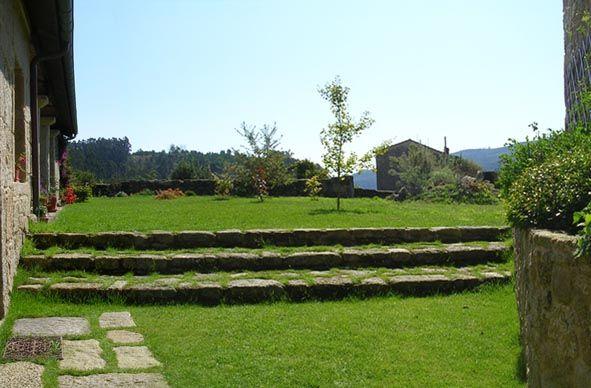 Jardines En Desnivel Of Jardines Con Desnivel Tema Taludes Desniveles Y