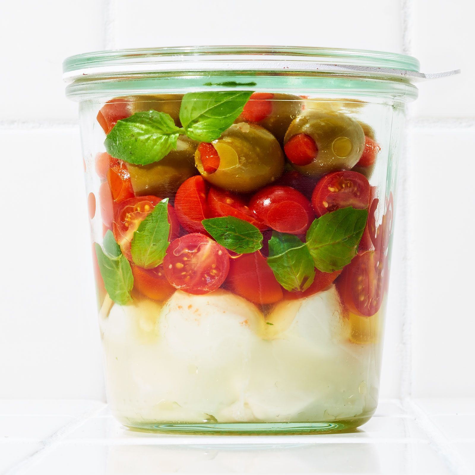 Rote beete salat aus dem glas gesund