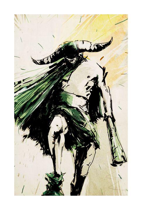 Mighty Mightor by DMurdoch.deviantart.com on @deviantART