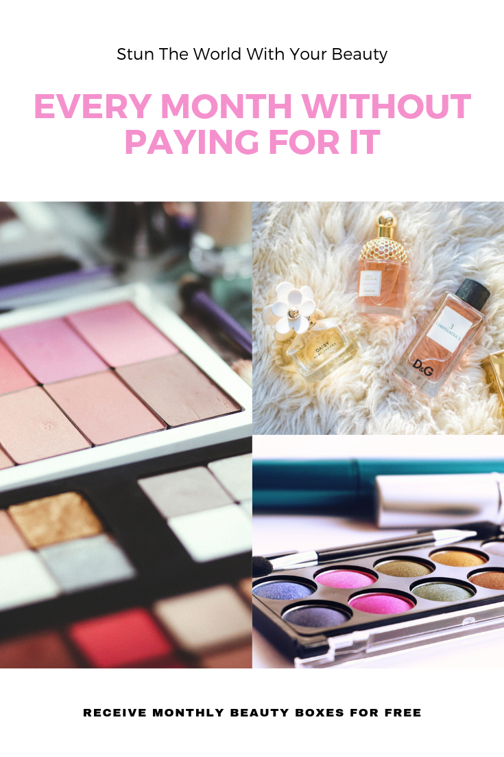 Free samples makeup Free makeup samples, Free beauty
