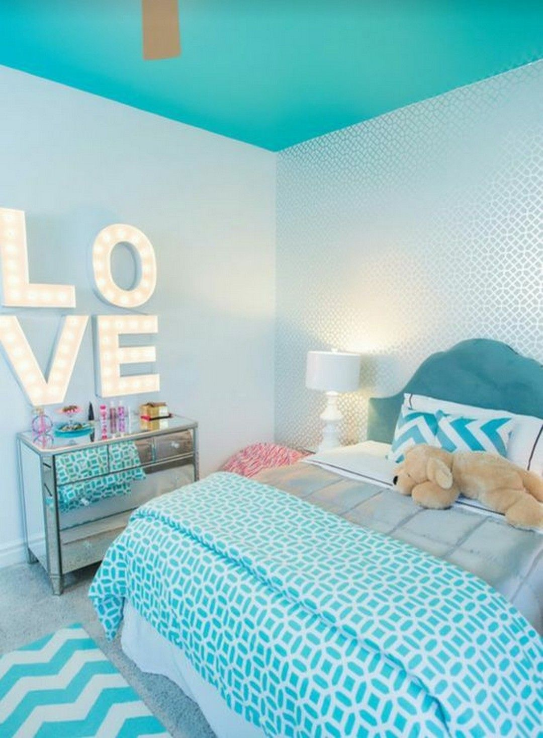Exceptionnel Simple Way Of Renovating Young Lady Bedroom Design With These Great Ideas  Https://