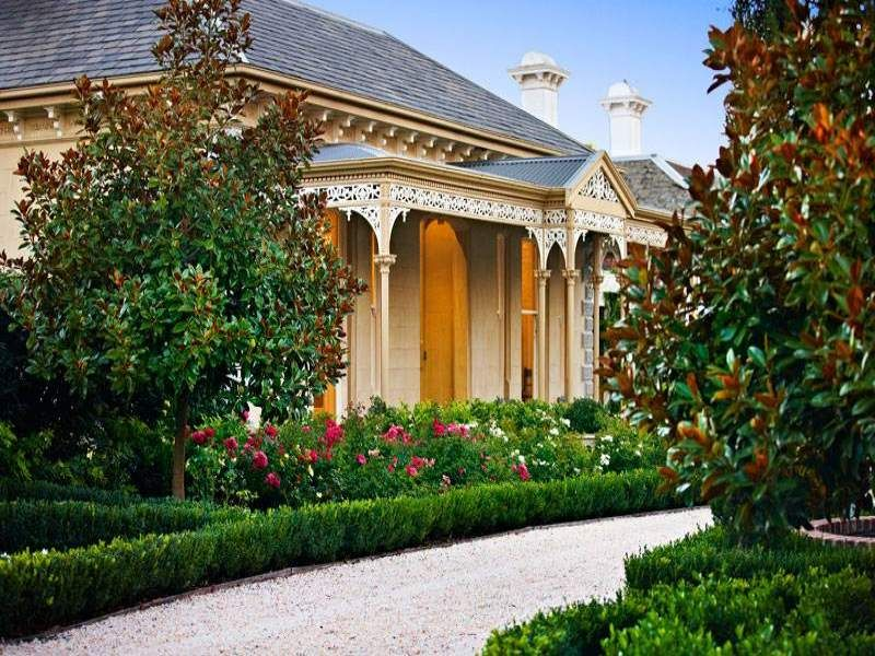 Victorian Garden Design Ideas - Zandalus.Net