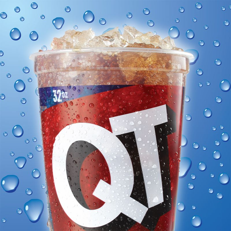 Quiktrip! Diet Pepsi, with a little cherry mixed in!