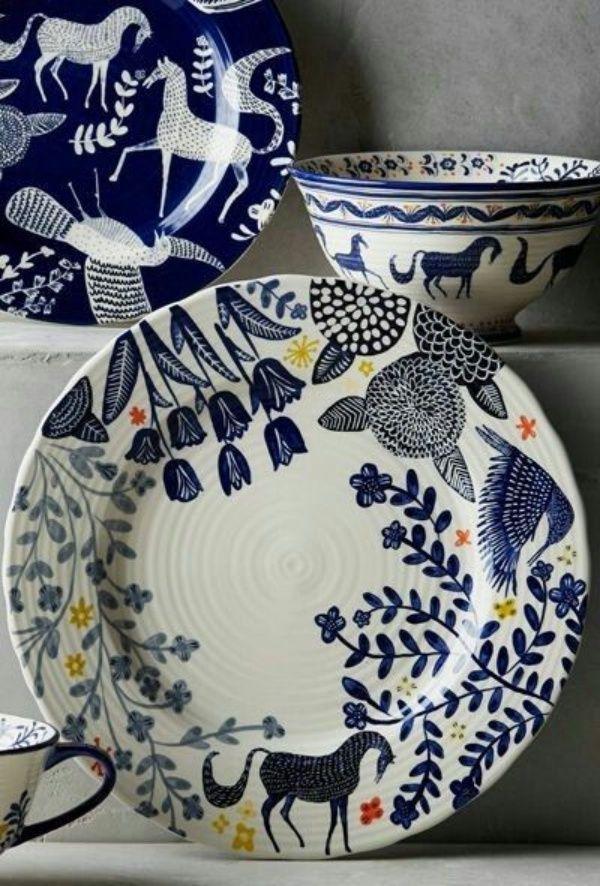 11 DIY teuer schauende Geschenkideen #potterypaintingideas