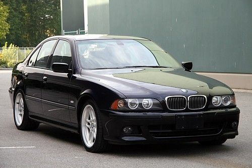 bmw e39 owners manual