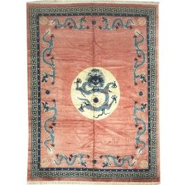 New Contemporary Chinese  Area Rug 51188 - Area Rug area rug
