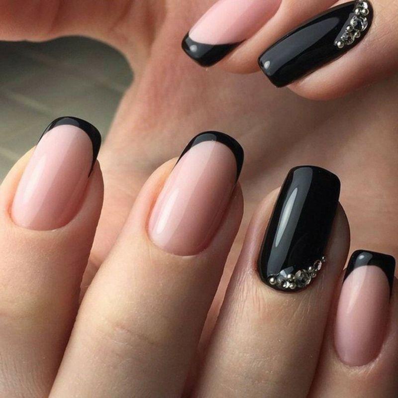 French Nails selber machen: hilfreiche Tipps + 30 bezaubernde Ideen