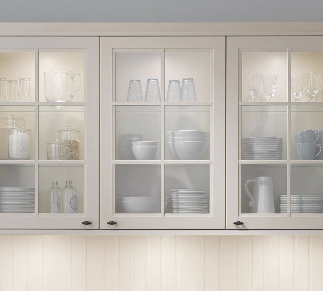 An Example Of Vertical Cabinets Hung Over Horizontal Sliding Cabinets Glass Cabinet Doors Unfinished Kitchen Cabinets Glass Kitchen Cabinet Doors