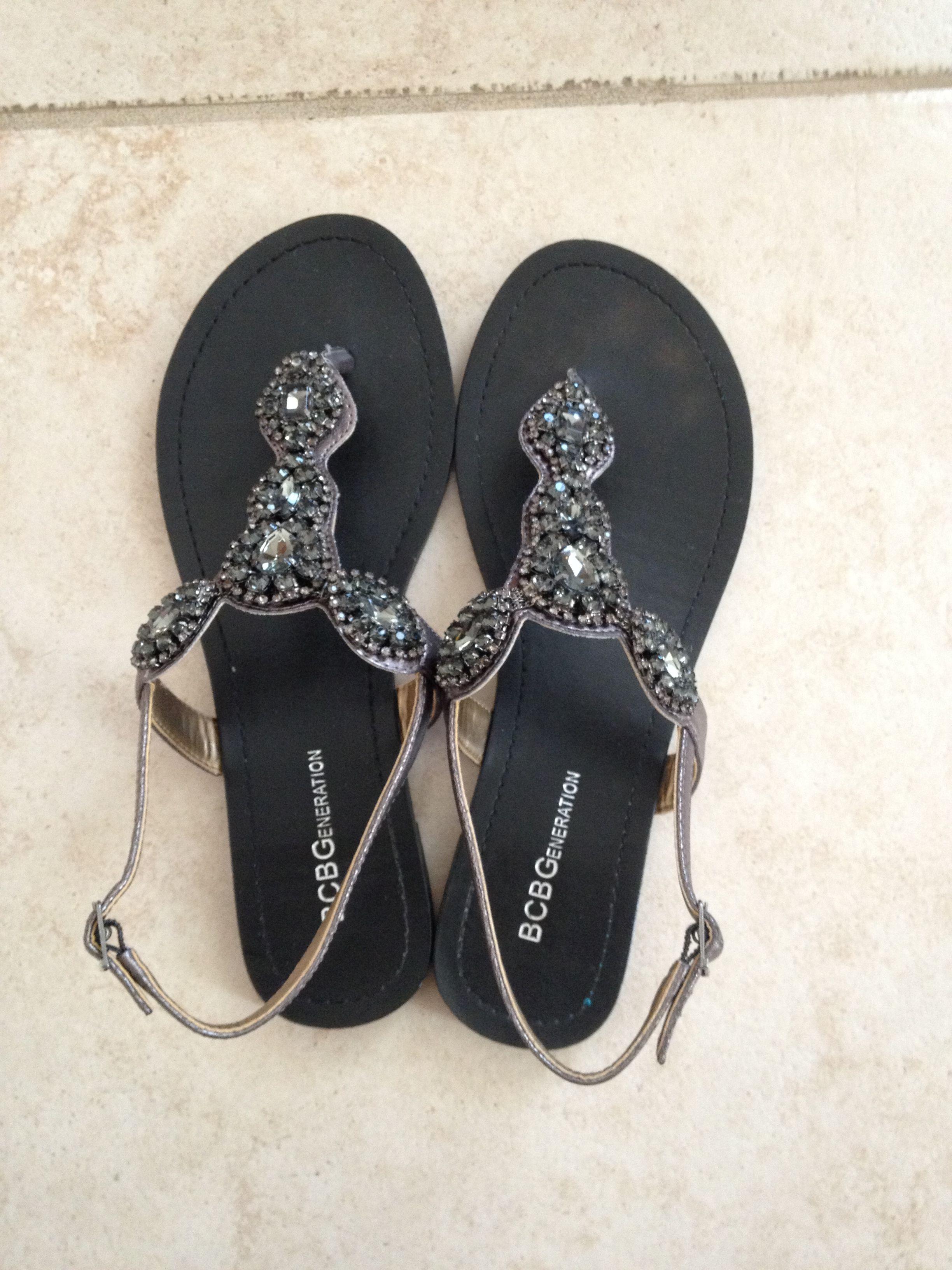 d96f23848d6e1 Graphite stones and black sole ... Glitz and glamour ... And all mine !!!  Lol