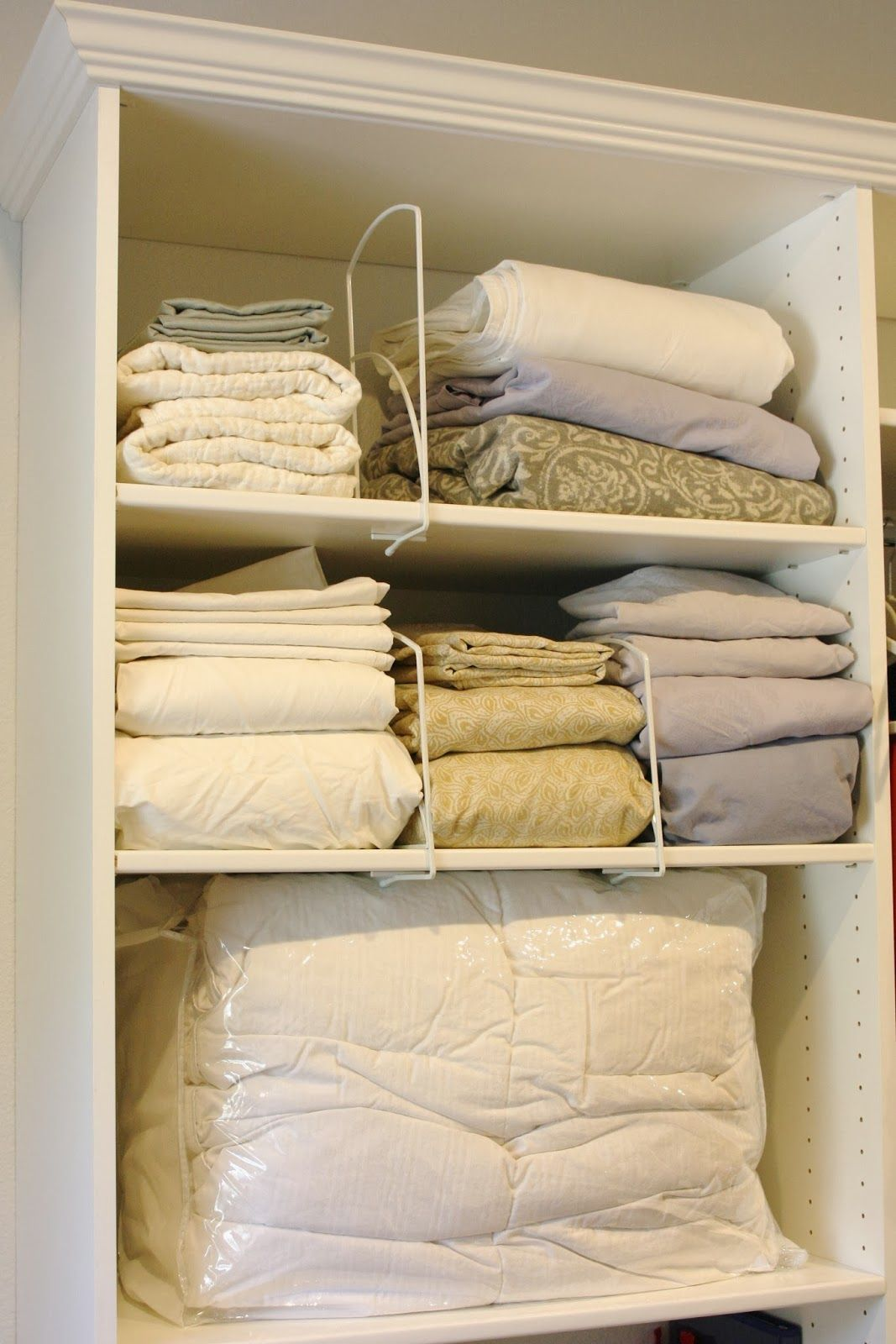 67 Reference Of Sheet Storage Ideas Bed Sheets In 2020 Sheet Storage Organized Bed Bed Sheets