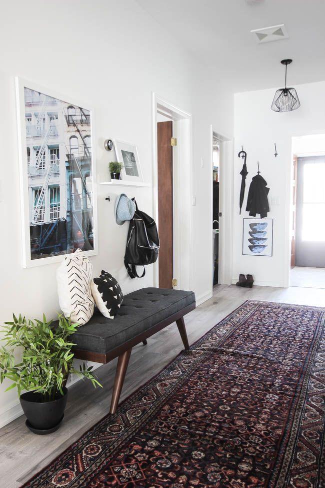 Beautiful New Hallway Decor #hallway
