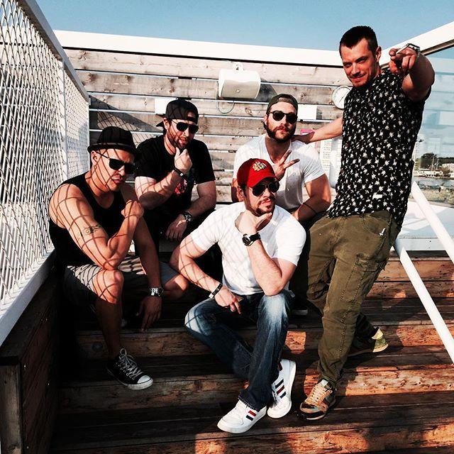 One Erection the new band! :D :D (#jaicourtney)