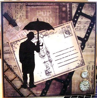Tim Holtz card