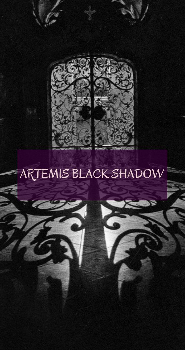 artemis black shadow