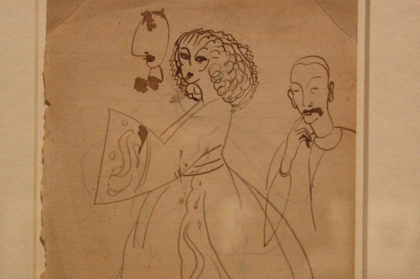 El Dalí más juerguista retrata la noche madrileña que descubrió con 18 años