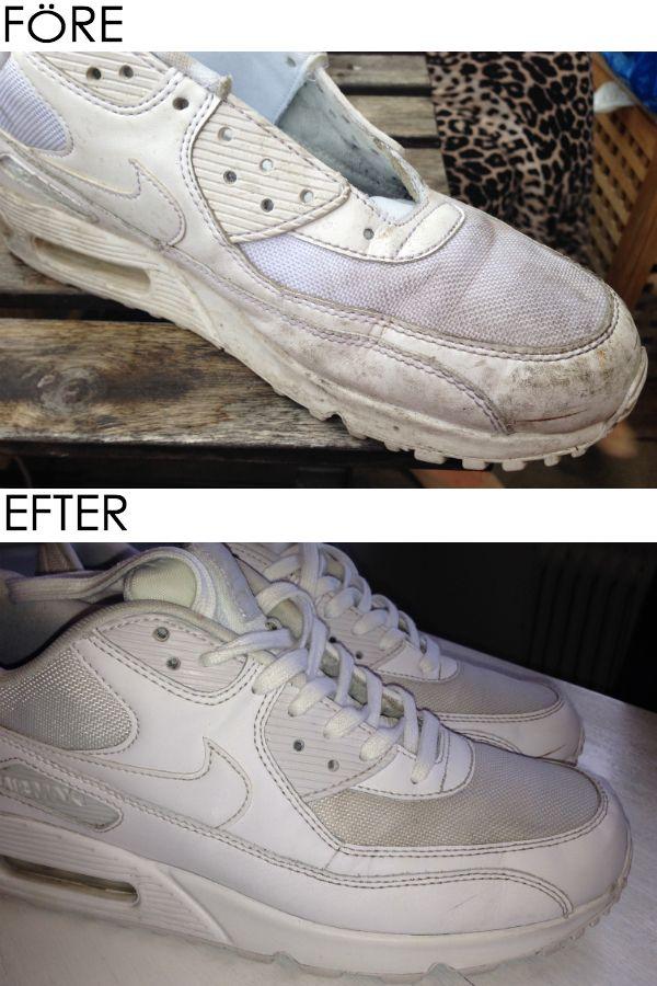 best service bcef7 6a9d7 Impregnera sneakers  Så gör du för att ta hand om dina sneakers!  sneakers