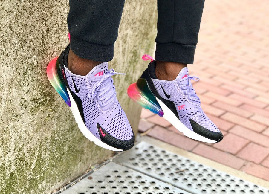 4468bbe7b1 Nike Air Max 270 Be True #sneakers #baskets | dope ass kicks in 2019 ...