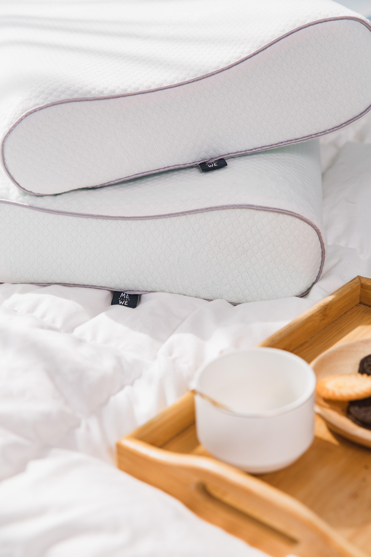 Cotton Contour Pillow | Memory foam