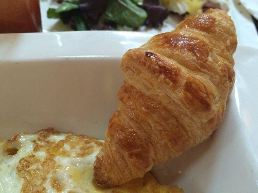 Va S Del Ray Cafe Has Amazing Croissants Vegetarian Foodie Foodie Food