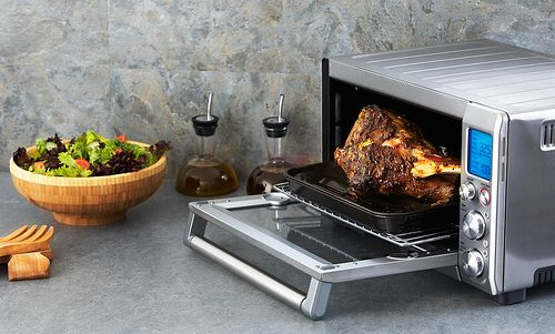 Herbed Leg Of Lamb In Breville Smart Oven Food Thinkers