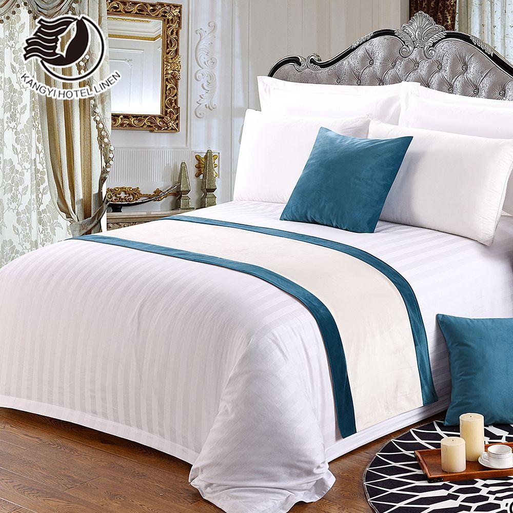 Best Professional Supplier Size Of Queen Hotel Bed Runner