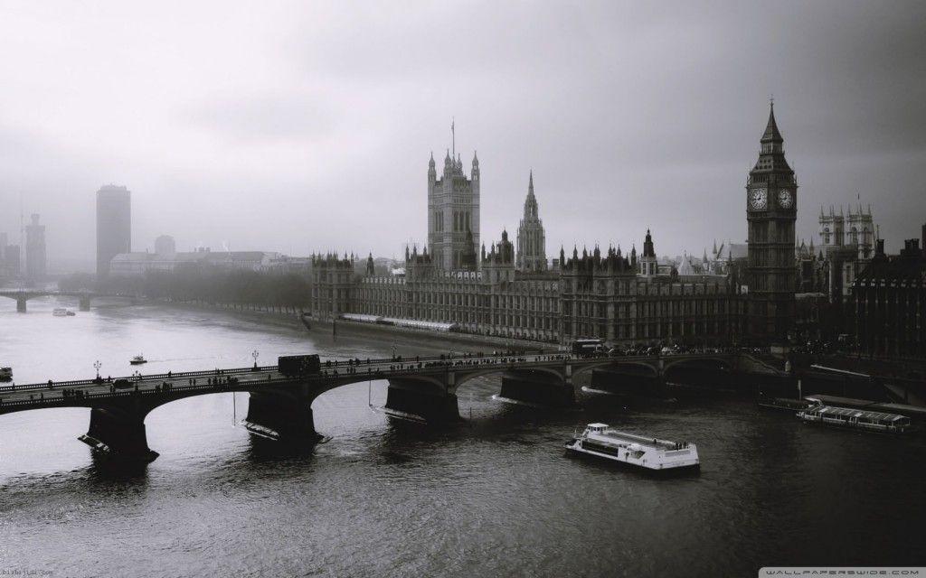 Fond D Ecran Noir Et Blanc Collection Hd Londres Voyage Fond D Ecran Londres Endroits Londres