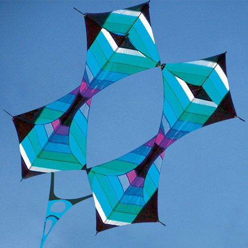 Sojourn Kite By New Tech At WindPower Sports Kites