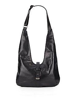 Leather Hobo