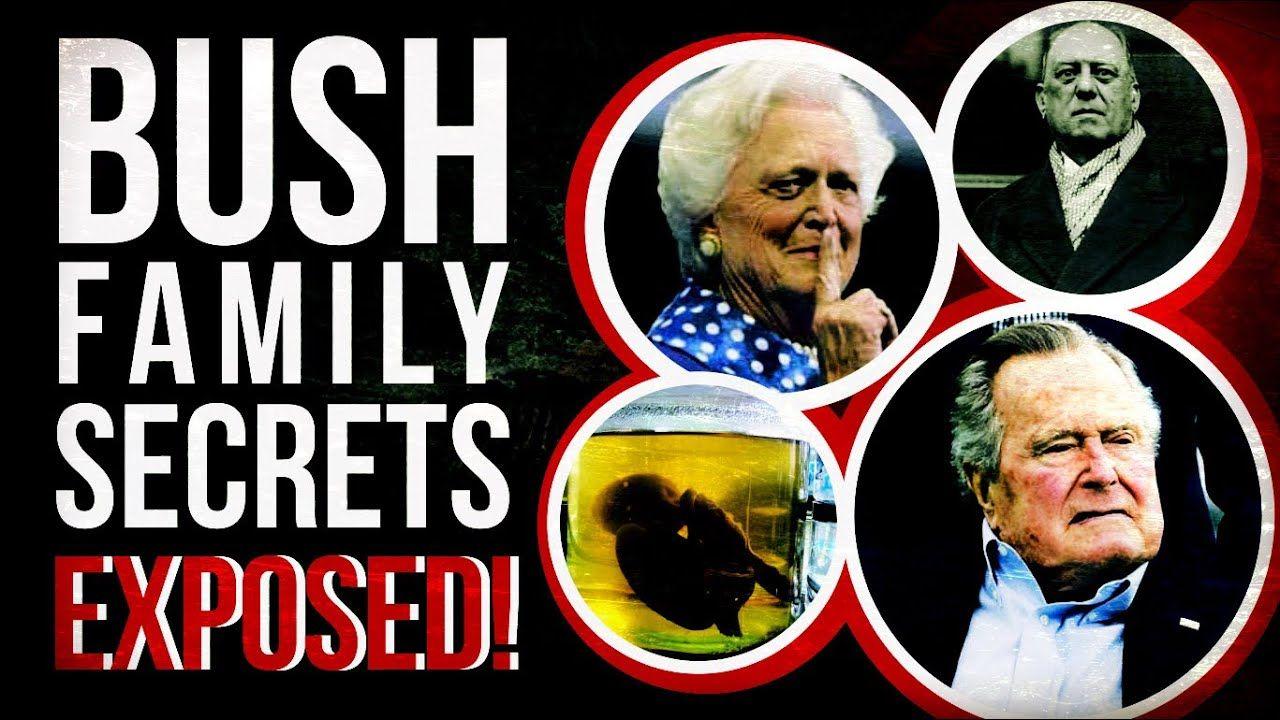 Bush Family Secrets Exposed | CONSPIRACY THEORIES/ MIND BLOWN | Bush