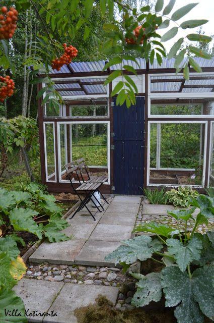 Villa Kotiranta: Avoimet puutarhat -päivä, osa 4: Minnan & Karin puutarha…