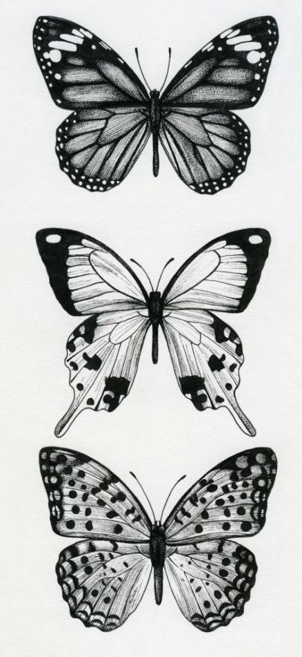64 ideas tattoo thigh butterfly tatoo