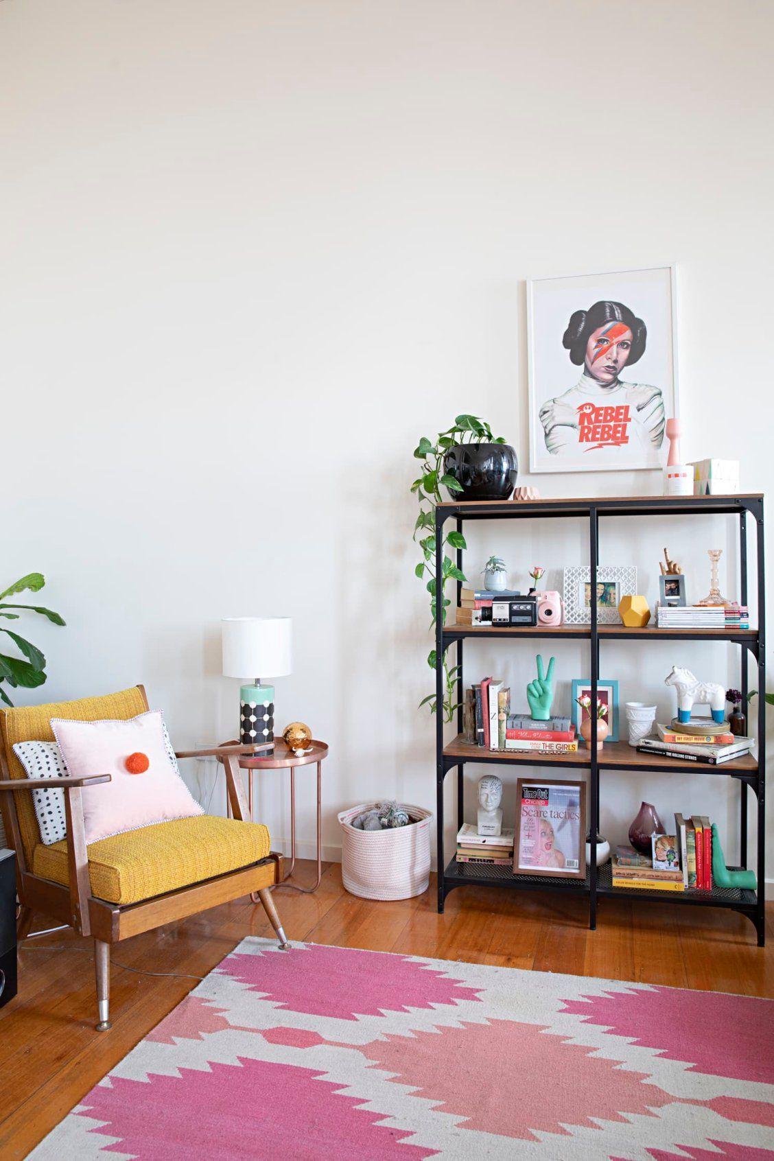 Photo of Das Melbourne Rental Home ist lustig und pastellfarben – Sınırsız Bilim