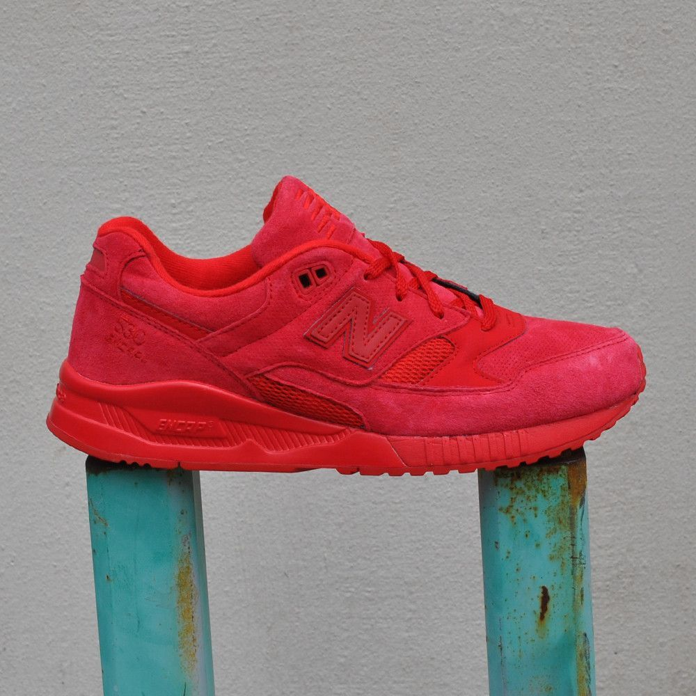 online store e8280 f0dbe New Balance - 530 Perforated - M530AR - All Red   New ...