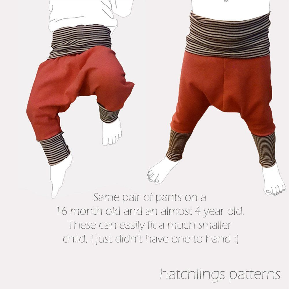 P is for Pirate Pants - Instant download PDF Sewing Pattern | sewing ...