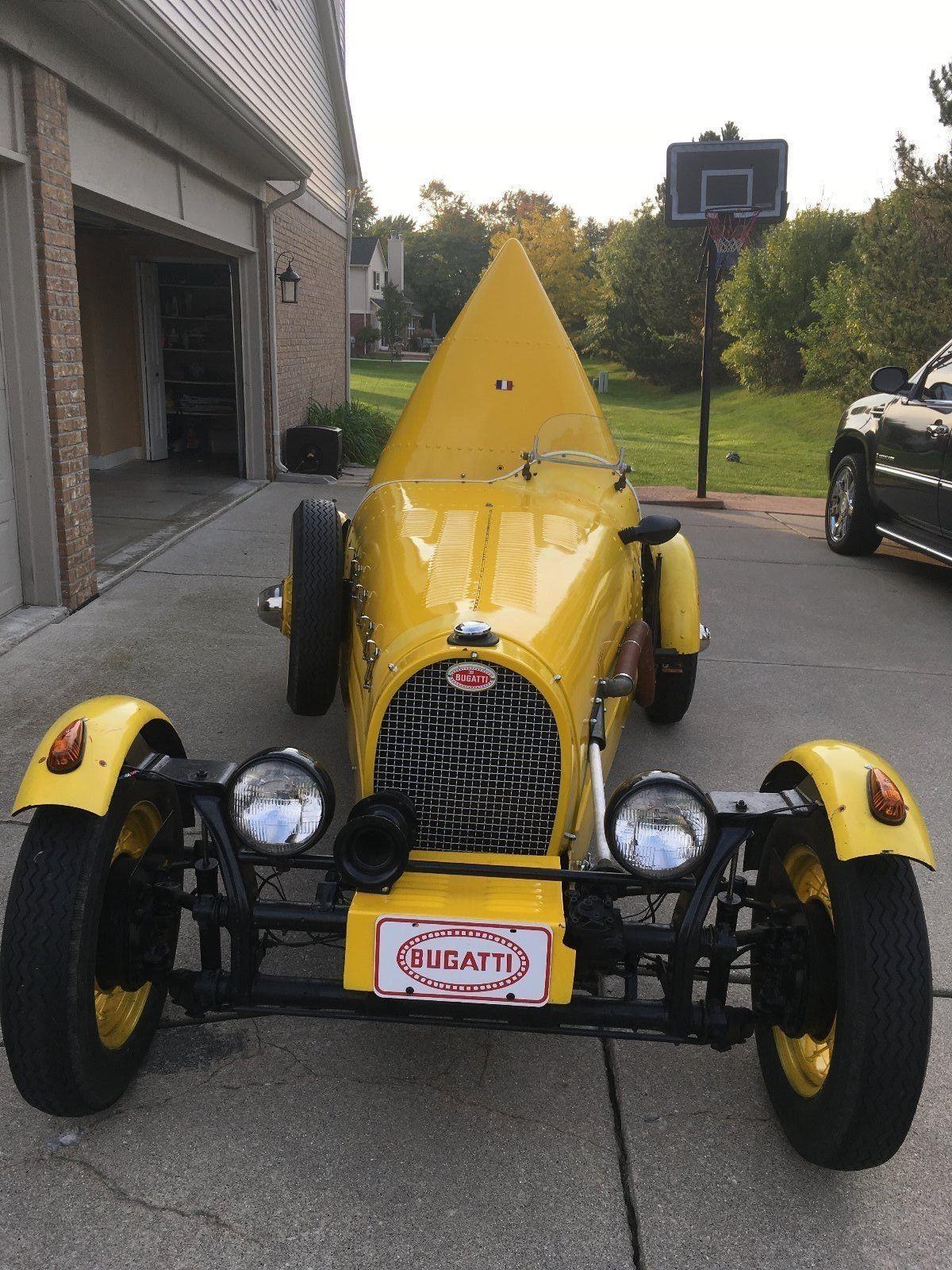 Bugatti kit car for sale