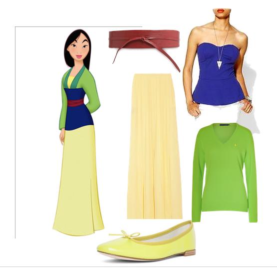 Mulan Disney Mulan Costume Diy Mulan Costume Mulan Outfit